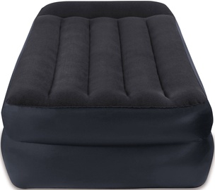 Pripučiamas čiužinys Intex TWIN PILLOW REST RAISED AIRBED 220-240V Built-In Pump 64122