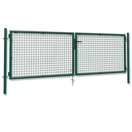 Garden Center Gate 400x150cm Green