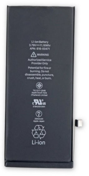 Apple Original Battery Li-Ion For Apple iPhone XR 2942mAh OEM