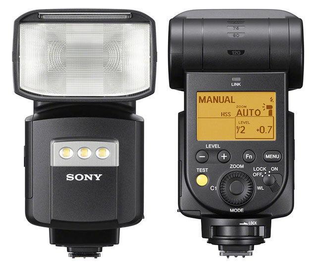 Sony HVL-F60RM High Speed External Flash