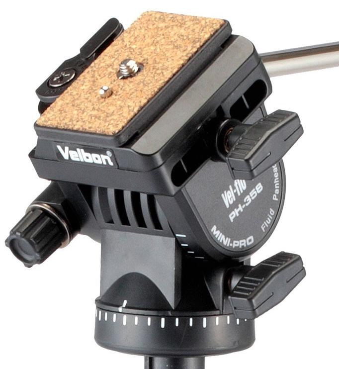 Velbon Videomate 638 Tripod