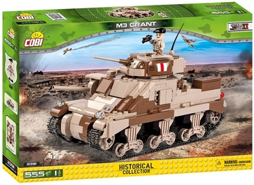 Cobi 	Small Army M3 Grant 555pcs 2391
