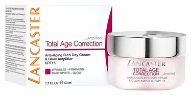 Lancaster Total Age Correction Rich Day Cream Amplified SPF15 50ml