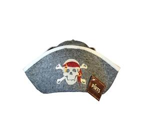 Sauna Cap Pirate Gray