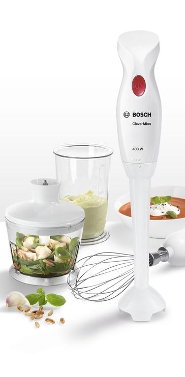 Saumikser Bosch MSM14500, valge/punane