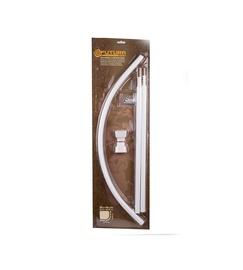 Vonios karnizas Futura GRO-032, 90x90 cm