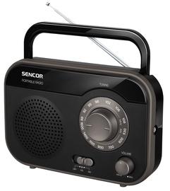 Kaasaskantav raadio Sencor Portable Radio SRD 210 Black
