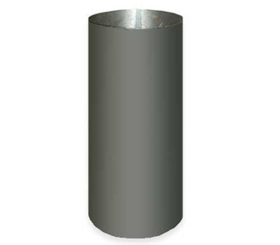 ABX Chimney Pipe Steel D200mm Black