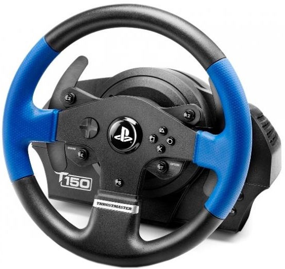 ThrustMaster T150 RS Force Feedback Wheel PS4/PS3