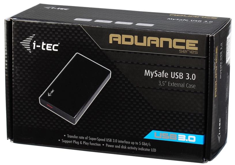 """i-Tec Mysafe Advanced Enclosure 3.5"""" USB 3.0 SATA"""