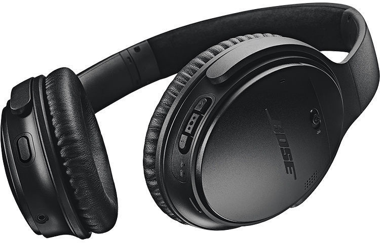 Ausinės Bose QuietComfort 35 II Wireless Headphones Black