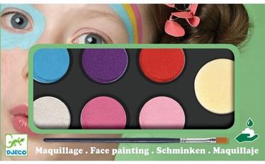 Djeco Face Paints Sweet 6 Colors DJ09231