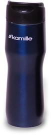 Kamille Vacuum Mug 450ml Blue KM2050