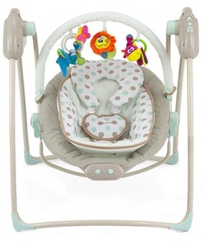 Milly Mally Swing/Rocker 2in1 Sweet Dreams Beige Dot 0512