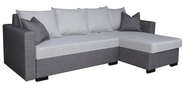 Platan Karol 04 Corner Sofa Light Grey/Grey