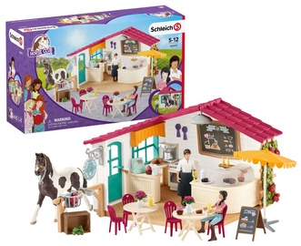 Фигурка-игрушка Schleich Rider Cafe 42519