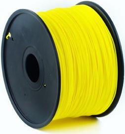 Расходные материалы для 3D принтера Gembird 3DP-PLA, 330 м, желтый
