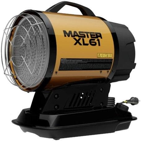 Электрический нагреватель Master XL 61, 17 кВт