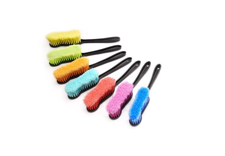 Щетка Tom-Par Plastic Hand Brush 090127 Assort