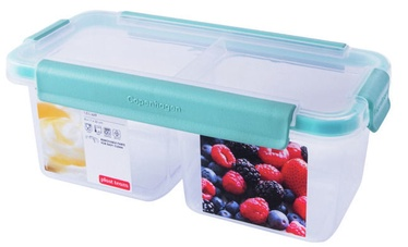 Plast Team Copenhagen Food Storage Box  22x10x8.5cm 0.96l Green
