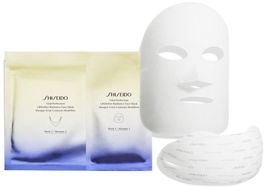 Shiseido Vital Perfection LiftDefine Radiance Face Sheet Mask 2x6pcs