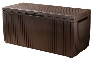 Keter Storage Box Spring 305L Brown