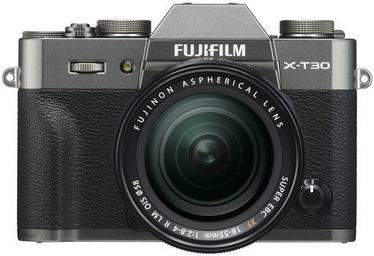 Fujifilm X-T30 + XF 18-55mm 2.8-4 R LM OIS Charcoal Gray