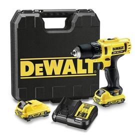 Akutrell Dewalt DCD710D2-QW 10,8V 2x2,0Ah