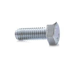 Varžtai DIN933, M10 x 45 mm, A2, 2 vnt.