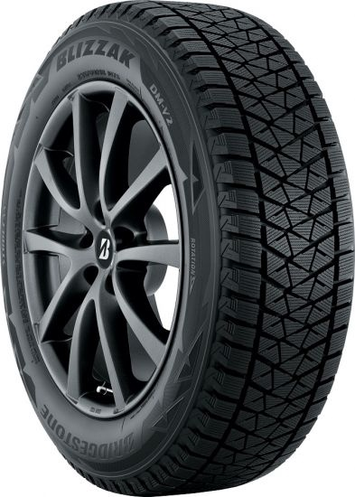 Automobilio padanga Bridgestone Blizzak DM-V2 235 55 R19 105T XL
