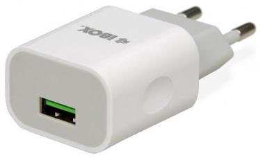 Lādētājs iBox C-35 USB Wall Charger White