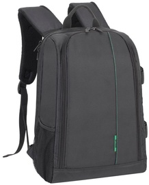 Rivacase 7490 SLR Backpack Black