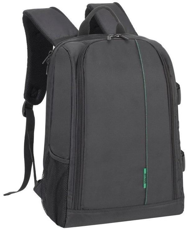 Rivacase 7490 SLR Backpack Black