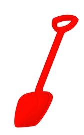 Игрушечная лопата LD, красный