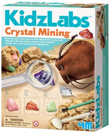 4M KidzLabs Crystal Mining 3252