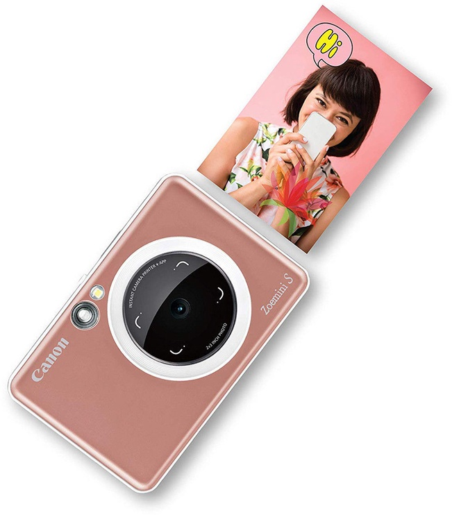 Canon Zoemini S Rose Gold