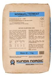 TSEMENT 40KG CEM I 42,5 NORMAAL/SININE