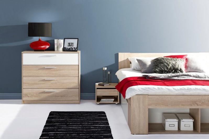 Комплект мебели для спальни Szynaka Meble Milo