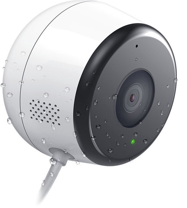 D-Link Full HD Outdoor Wi‑Fi Camera DCS‑8600LH