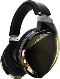 Žaidimų ausinės Asus ROG Strix Fusion 700 Black, belaidės