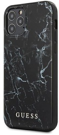 Guess Marble Back Case For Apple iPhone 12 Mini Black