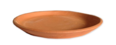 Поддон для вазона SN Ceramic Pot Plate TL-2 Ø14cm Brown