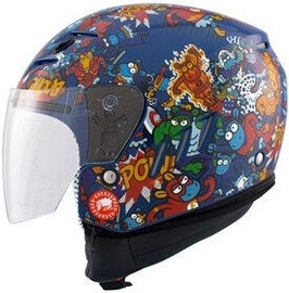 Shiro Supersheepmix SH-20 Helmet Blue M