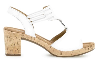 Gabor 22-775 Sandals White 37.5