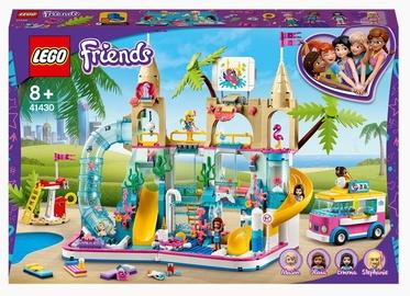 Конструктор LEGO Friends Летний аквапарк 41430, 1001 шт.
