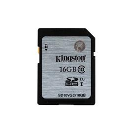 Atminties kortelė Kingston SDHC UHS-I, 16GB