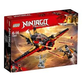 Konstruktorius LEGO Ninjago, Likimo sparnas 70650