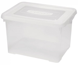 Curver Plastic Box Handy 20L Transparent