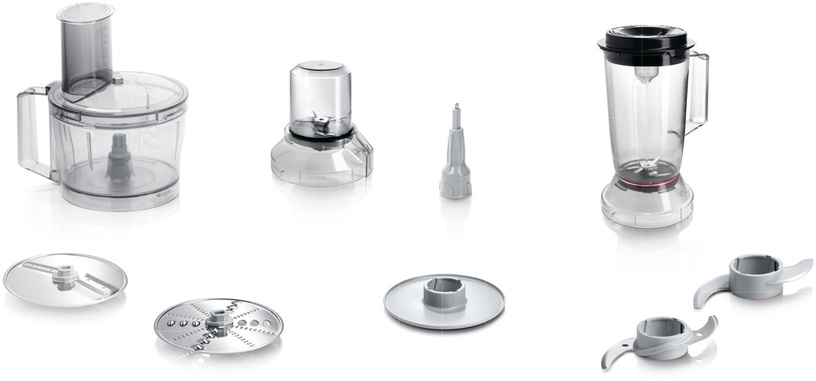 Virtuvinis kombainas Bosch MultiTalent 3 MCM3501M