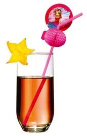 Susy Card Cocktail Straws Paper Ball Decor 24cm 10pcs